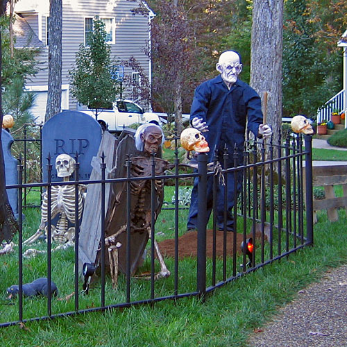 scarefx halloween props graveyard items. Black Bedroom Furniture Sets. Home Design Ideas