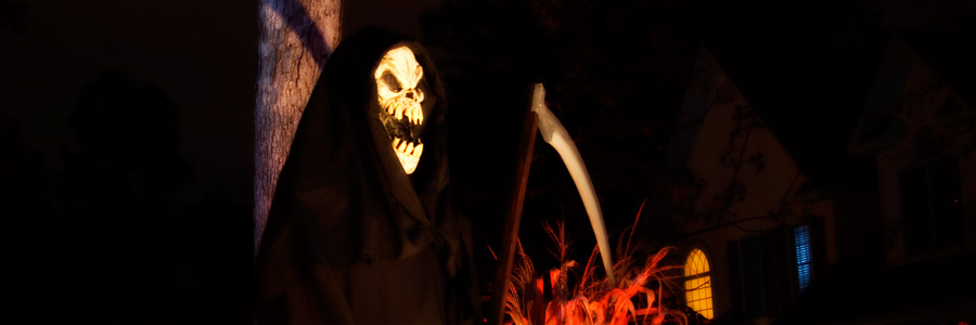 ScareFX 8-Foot Grim Reaper Project