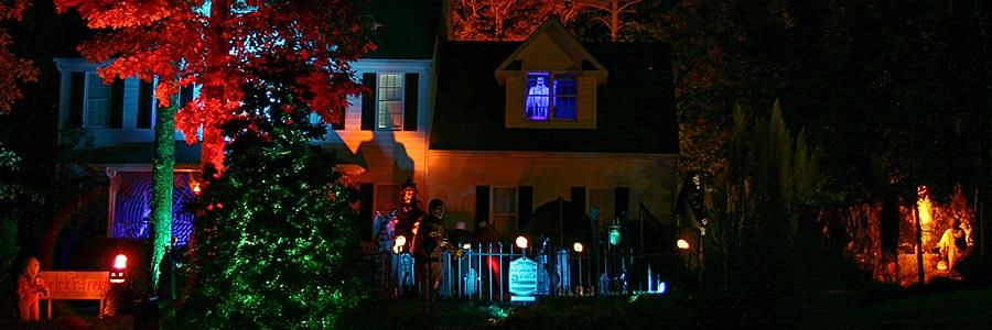 Scarefx Com Halloween Home Haunts Halloween Yard Haunts